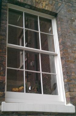 Georgian Style Windows Sashglass Slimlite Thin Double