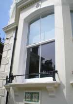 Restored sash Window with Slimlite from SashGlass